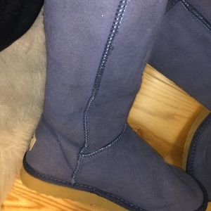 Navy blue uggs